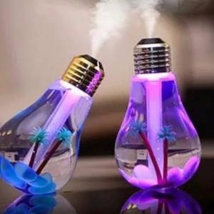 Mini LED USB Bulb Humidifier